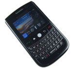 BlackBerry scanare