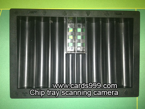 tava Chip scanare camera